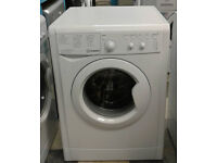 O150 white indesit 9kg 1400spin A++ rated washing machine new with 12 month warranty