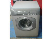 y109 graphite hotpoint 8kg 1500spin washing machine comes with warranty can be delivered
