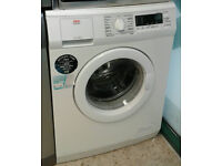 w377 white aeg 8kg 1400spin washing machine comes with warranty can be delivered or collected