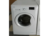 L694 white beko 7kg 1500spin A++ rated washing machine comes with warranty can be delivered