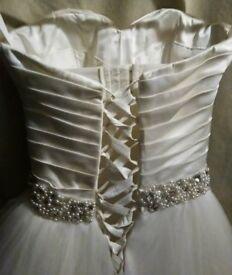 Prom/Wedding dress by Viva Bride Velez