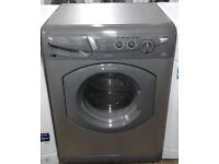 Z248 graphite hotpoint 5kg&5kg 1400spin washer dryer comes with warranty can be delivered