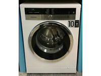 a326 white grundig 8kg 1400spin A+++ rated washing machine come with warranty can be delivered
