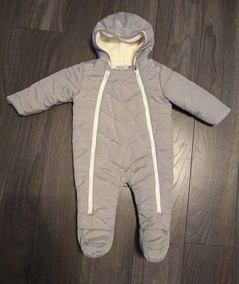 97132dc5e0d1 TU Baby Snowsuit (3-6 months)