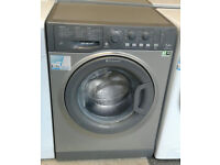 w274 graphite hotpoint 7kg 1400spin A+ rated washing machine comes with warranty can be delivered