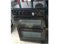 z778 black stoves 60cm gas cooker comes with warranty can be delivered or collected