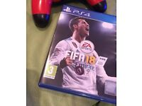 Fifa 18 Great Condition! PS4 PlayStation 4 Game