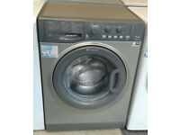 v274 graphite hotpoint 7kg 1400spin A+ rated washing machine comes with warranty can be delivered