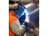 Metal fabricator for any job