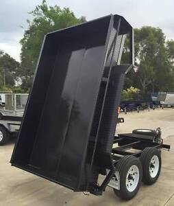 10x5 Heavy Duty Tandem Hydraulic/Electric Tipper Trailer Adelaide Region Preview