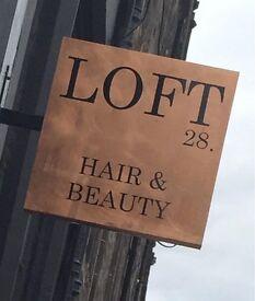 Hair Stylist Hairdresser Chair To