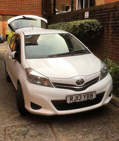 Toyota Yaris Hatchback 2013 1.33 VVT-i TR M-Drive S 5dr *Automatic low milleage