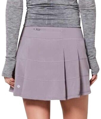 NWT Lululemon Pace Rival Skirt *Tall DTYD Size 4