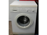 c433 white bosch 6kg 1100spin washing machine comes with warranty can be delivered or collected