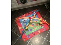 Baby bundle- playmat bath and more