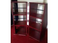 2 Rotating Cabinets