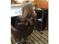Hairdresser in east London