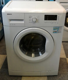 e606 white indesit 6kg 1400spin A+ rated washing machine comes with warranty can be delivered