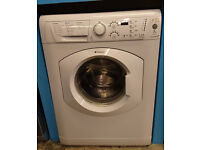 a402 white hotpoint 7kg 1200 spin washing machine comes with warranty can be delivered or collected
