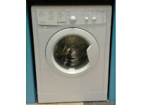 a488 white indesit 6kg&5kg 1200spin washer dryer comes with warranty can be delivered or collected