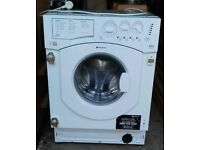 Hotpoint Integrated Washing Machine