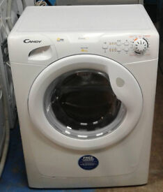 l440 white candy 6kg 1200spin A+ rated washing machine comes with warranty can be delivered