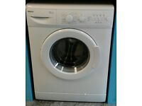 b070 white beko 5kg 1400spin washing machine comes with warranty can be delivered or collected