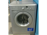 a694 silver indesit 7kg*5kg 1200spin washer dryer comes with warranty can be delivered or collected