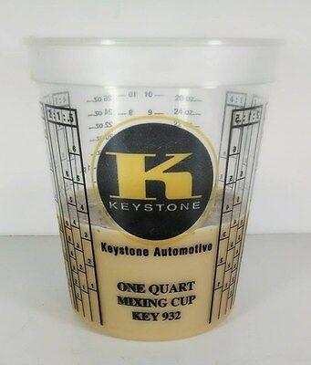 Discount Cups (Quart Or Pint Automotive Paint Mixing Cups Keystone Bulk Discount 5 10 20 50)