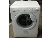 b481 white hoover 6kg 1400spin A+A washing machine comes with warranty can be delivered or collected