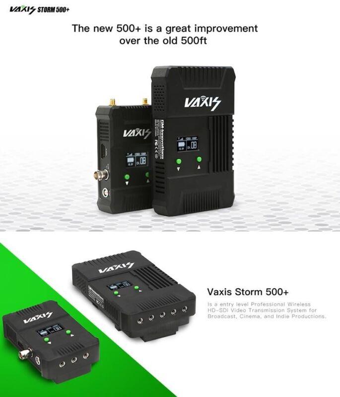 VAXISStorm 800FT Wirelss Video Transmission System  TX/RX