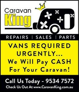 CARAVANS REQUIRED URGENTLY! WE PAY CASH TODAY!!! Barragup Murray Area Preview