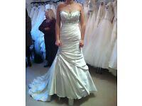 BNWT Mori Lee Wedding Dress size 10