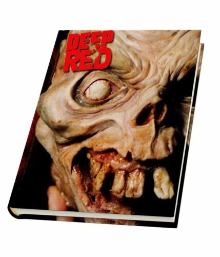 Deep Red Horror Film Limited Edition Hardcover Vol. 4 #2 ONLY 100 COPIES EXIST!!