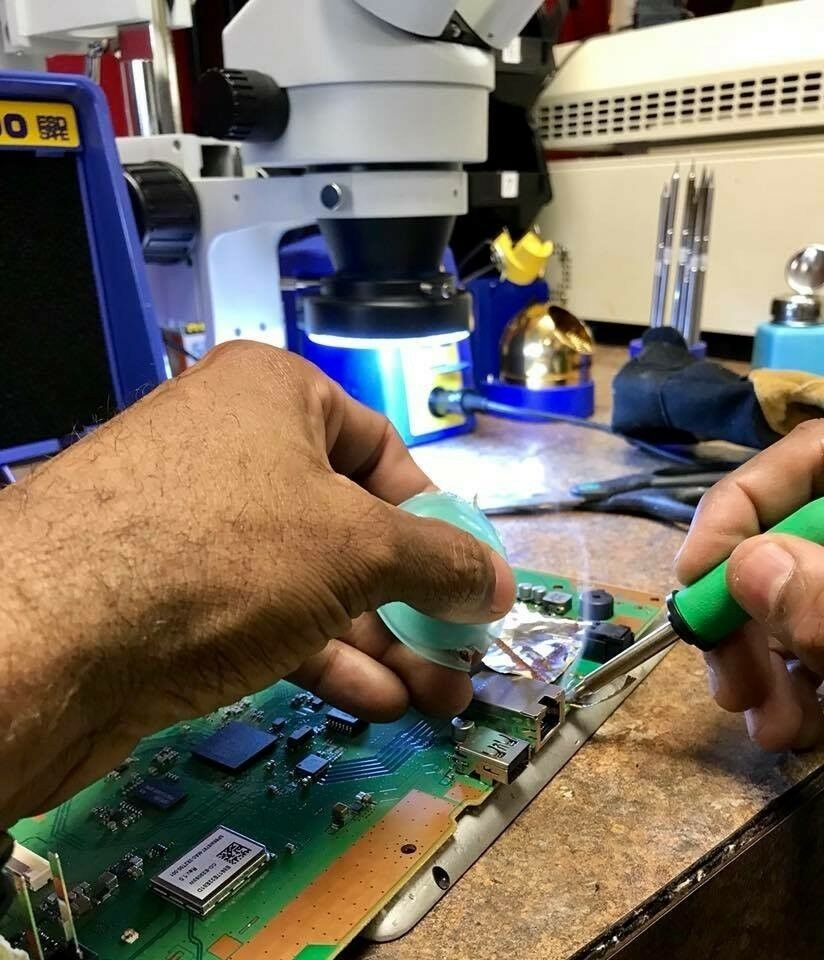 Купить Sony Playstation 4 PS4 HDMI Port Repair Service (Entire Console)