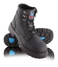 Steel Blue 312102 Work Boots In Black. Steel Toe Cap Size 11US Erskine Park Penrith Area Preview