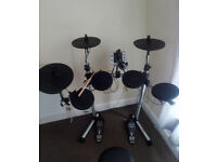 Electronic Drum Kit + Amp 30W (5yrs warranty included)