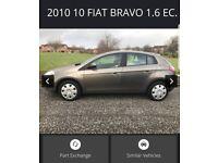 Fiat BRAVO 1.6 EC swap for LHD