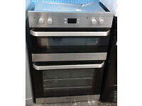 b373 stainless beko double integrated oven comes with warranty can be delivered or collected
