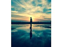 Limited Edition Origional photo. Antony Gormley. Stunning Art