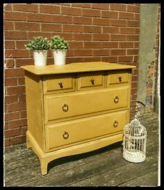 Lovely chest of drawers