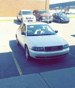 Audi A4 quattro 1996