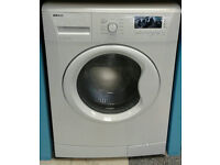 a677 white beko 7kg 1500spin A++ rated washing machine comes with warranty can be delivered
