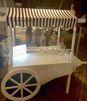 LOLLY CART LOLLY BUFFET 4 HIRE