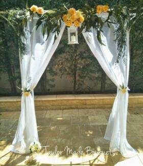 Outdoor Wedding Ceremony Packages Starting from $280