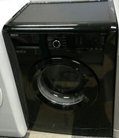 e358 black beko 6kg 1400spin A+ washing machine comes with warranty can be delivered or collected