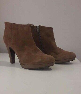 Chaussures à talons Laura Di Sarpi en daim t41