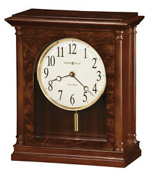 635-131  HOWARD MILLER DUAL CHIME MANTLE CLOCK CANDICE 635131