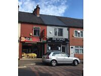 >>>COMMERCIAL-INVESTMENT-PROPERTY <<<FREEHOLD-SHOP-FOR SALE-£95,000-INCOME £10,000/YEAR-NOTTINGHAM