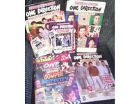 New ONE DIRECTION Bundle of 5 BOOKS £10